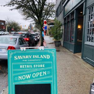 SAVARY ISLAND PIE COMPANY (カフェ)