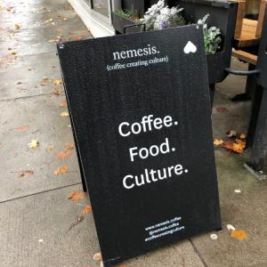 nemesis (カフェ)