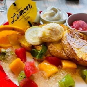 Butter - pancake cafe -