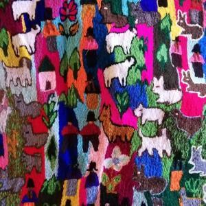 刺繍の町・シミアトゥグ