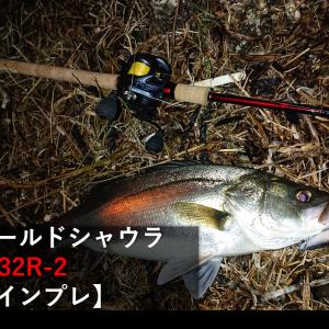 シマノ ワールドシャウラ1832R-2 【インプレ】実は手放そうかと思う…