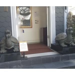 珍しい東洋異人館『坂の上の異人館』。神戸異人館第3のパワースポットです。