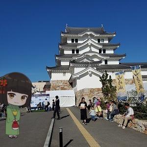 (多分)一番新しい城『尼崎城』