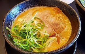 味噌豚骨つけ麺はコク+旨み。一乗寺らーめん『あらじん』