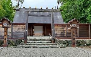 そこに居るだけで癒やされる『香良洲神社』