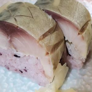 湖西に来たらやっぱり鯖寿司。伊吹そば・鯖寿司のお店『蓮』