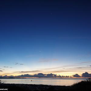沖縄も短い秋の始まり
