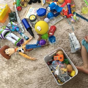 ■《大きなおもちゃ箱②》子どもが自分でできる分類■