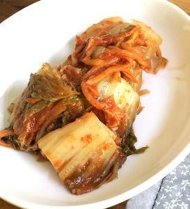 新しい祝日と手作りキムチの試食