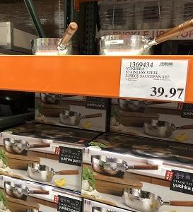 コストコusの雪平鍋