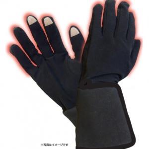 ヒーター内蔵手袋