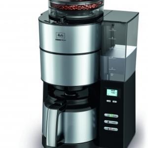 挽きたて淹れたてのコーヒーが味える全自動コーヒーメーカー