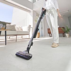 軽量で軽快に掃除ができるスティッククリーナー