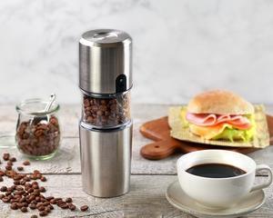 外出先でも挽き立てコーヒーが味わえるポータブルコーヒーミル
