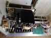 Collins HF8031電源、タンタルコンデンサーチェック