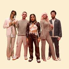 Clean Bandit and Mabel