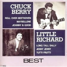LITTLE RICHARD&CHUCK BERRY 大谷44号