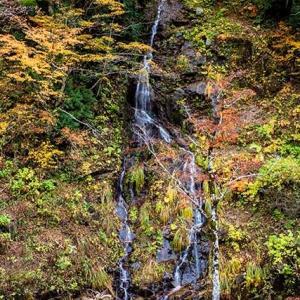 照葉峡の滝 3