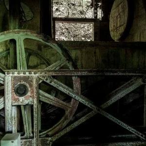 奥多摩の廃墟 2
