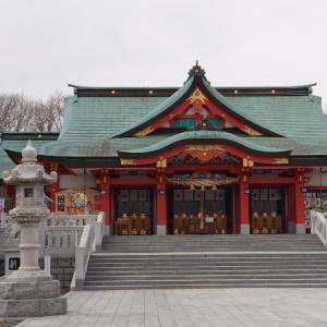 大好きな樽前神社♪