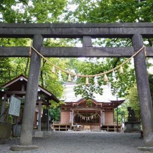 相馬神社♪