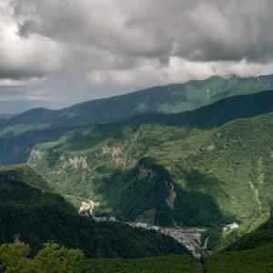 大雪山層雲峡「黒岳」