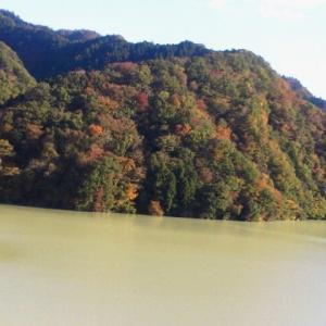 宮ケ瀬湖にも台風の影響が!