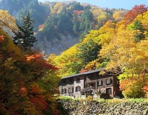 山形の秘湯「姥湯温泉」!