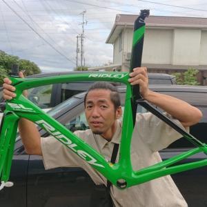 大阪までロードバイク買いに行ってきました。