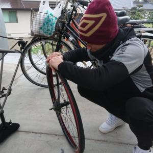 輪々 ロードバイクメンテナンス教室開校