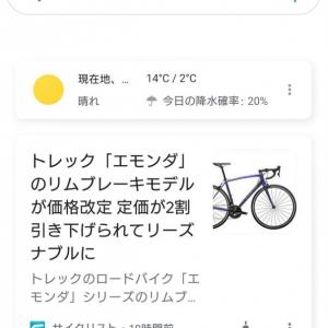 【Google Discover】グーグル砲 輪ブログに着弾!!
