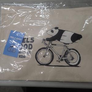 初めてサコッシュ買ったよ!! ただ自転車では使いませんが!!