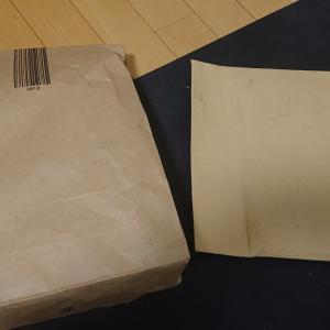 密林(アマゾン)から荷物が届きました。(また何か企む!!)