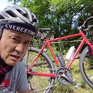 TREK 520Dで王子ヶ岳タイムアタック!!やっぱ足を固定したい!!