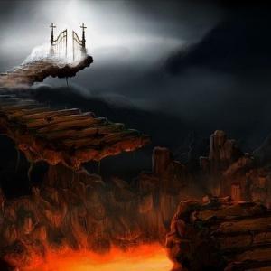 天国が地獄で地獄が天国