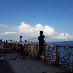 磯子海釣り施設 前編 タコ釣り