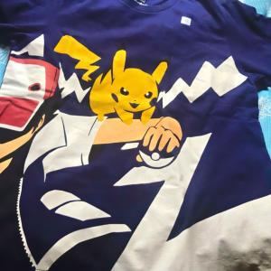 おそろいのTシャツ♡
