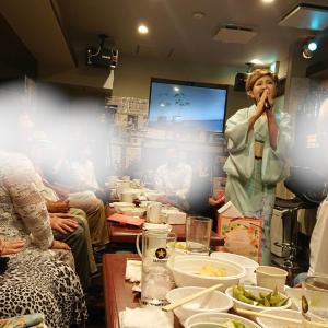 西川ひとみさんのイベント、大盛況でしたぁ~!・・・カラオケ「二人の巣鴨」