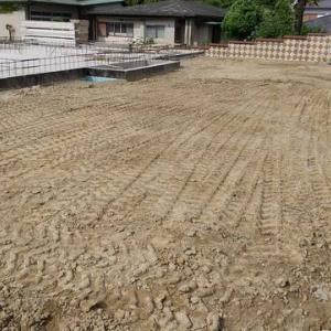 奈良市K様邸 1F地盤改良工事完了しました