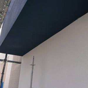 藤井寺市K様邸 外部塗装ほぼ終わりました