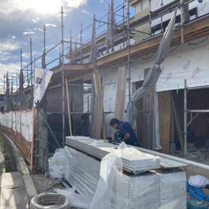 奈良市K様邸 外壁工事・電気工事・防蟻処理