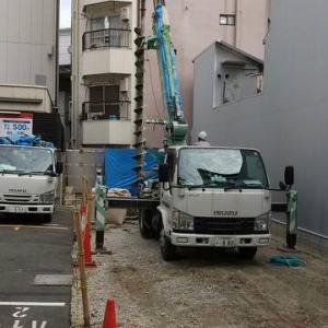 阿倍野区K様邸 地盤改良工事が終わりました