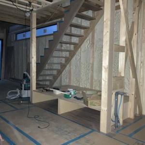 阿倍野区N様邸 階段下のデットスペースが…
