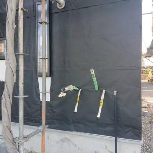 泉佐野市H様邸  ガス先行配管終わりました