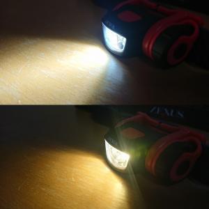 釣り用ヘッドライト ゼクサスZX-S250 オススメ理由をレビューです!