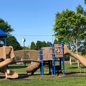 長い自粛期間で運動不足になっていませんか?親子で運動不足を解消できる公園へ行こう!千歳市「勇舞すこやか公園」