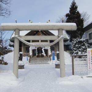 札幌市神社例祭2018⑤東区「烈々布神社」・白石区「白石神社」