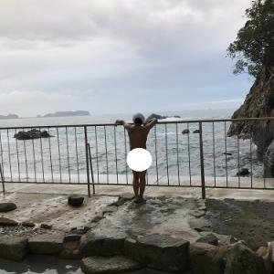 南紀旅行 20200904PM  那智の滝→浦島ホテル
