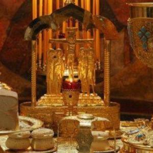 聖体拝領(Holy Communion)——キリストの内住の極み