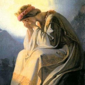 至福者の苦しみ(ライサ・マリタンの回想録より)